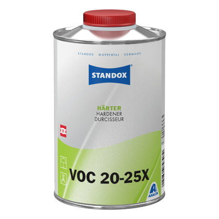 Standox Hardener VOC 20-25X 1L