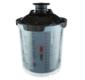 3M PPS 2.0 UV Innerbehållare med lock 125µ 650ml