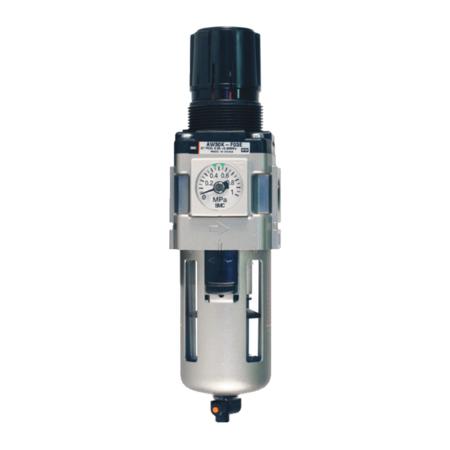 SMC  Filterregulator manuell dränering