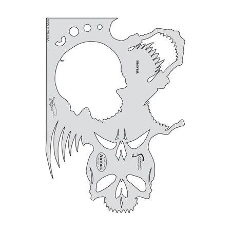 IWATA Mallset Skull Master