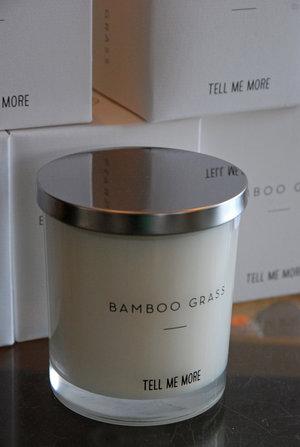 Doftljus Bamboo Grass