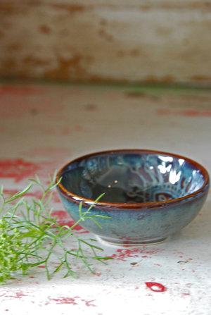 Small dip bowl, fig