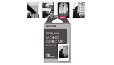 FUJI INSTANT MINI SINGLE MONOCHROME 10PK
