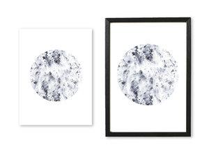Poster - Cirkel i sten