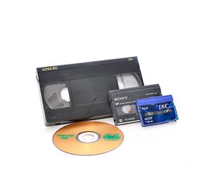 Video till DVD/USB