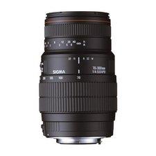 Sigma AF 70-300/4,0-5,6 DG APO Macro for Canon