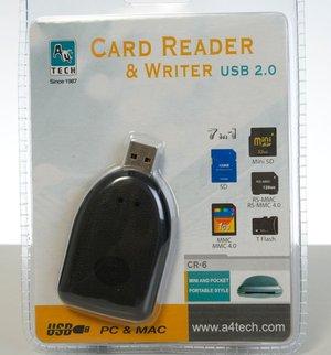 Kort läsare USB 2.0
