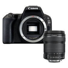 Canon EOS 200D + 18-135/3,5-5,6 IS STM