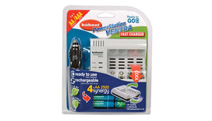 Hähnel batteriladdare powerstation ventra