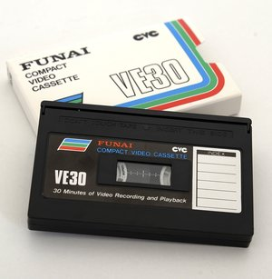 "Video till DVD ""FUNAI"""