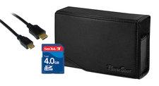 Canon Powershot SX210IS Accessory kit