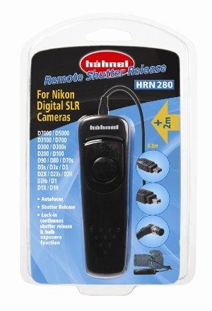 Hähnel trådutlösare Nikon