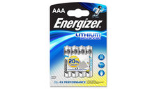 Energizer Advanced Lithium 4-pack AA
