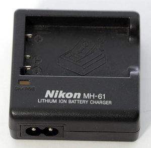 Nikon MH-61 laddare för EN-EL5