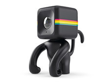 POLAROID CUBE MR MONKEY SVART