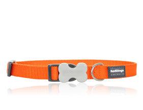 Hundhalsband Orange