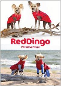 Reklamblad hundtäcken A4