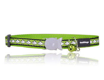Lime Green med reflex