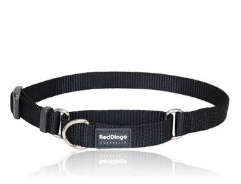 Martingale dog collar black