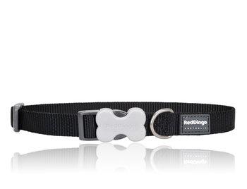 Classic dog collar black