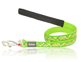 Justerbart koppel Flanno Lime