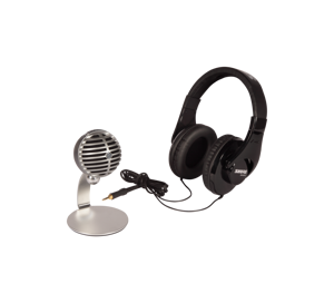 Shure Mobile Recording Kit