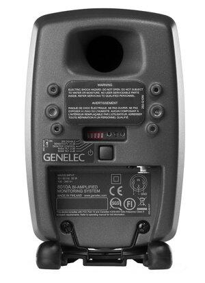 """Genelec 8010APM Aktiv Monitor, 3"""" bas 3/4 diskant, 25+25W, Vit"""