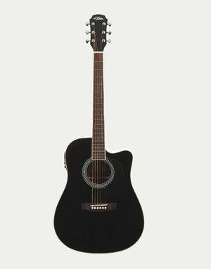 Akustisk gitarr, Aria AD-18CE, Cutaway