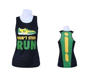 "Linne, BONK ""Don't stop run"" TECH, herr"