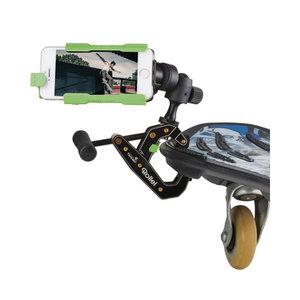 Mobiltelefonhållare till snabbfäste