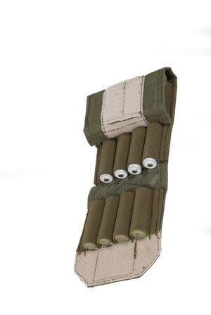 Ficka för batteri och minneskort