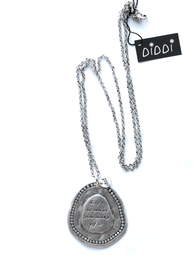 Life is what you make of it halsband Diddi Design