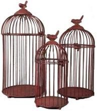 Fågelbur Antique Bird 3 storlekar