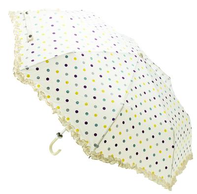 Paraply volanger och prickar Lisbeth Dahl