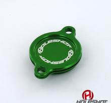 Holeshot, Lock till oljefilter, GRÖN, Kawasaki 19-20 KX250, 05-18 KX250F
