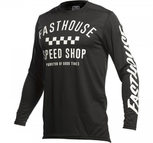 Fasthouse, Tröja Carbon, VUXEN, L, SVART
