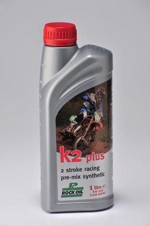 Rock Oil, K2 plus 2-T Racing olja