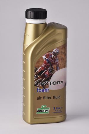 Rock Oil, Factory Foam Luftfilter olja 1 Liter
