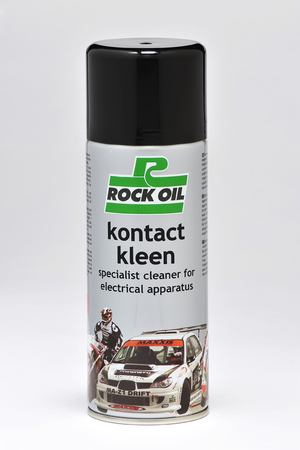 Rock Oil, Kleen, 400ml kontakt cleaner
