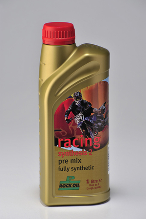 Rock Oil, Synthesis 2, helsynt. 2-T Racing olja