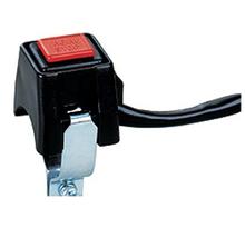 Holeshot, Dödarknapp, Knapp för signalhorn/tuta, Plast, Suzuki 10-18 RMX450Z, 05-20 RM-Z450, 01-07 DR-Z250, 76-10 RM250, 89-98 RMX250, 04-20 RM-Z250, 75-10 RM125, 02-20 RM85, 03-07 RM65, 03 RM60, 85-01 RM80