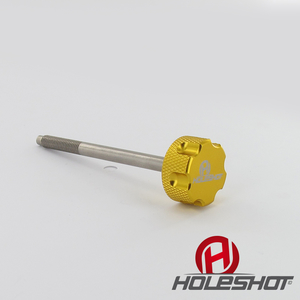Holeshot, Luftfilterbult, GULD, Honda 87-07 CR250R, 87-07 CR125R, Kawasaki 06-18 KX450F, 80-08 KX250, 19-20 KX250, 04-18 KX250F, 85-08 KX125, Yamaha 02-14 YZ85, Suzuki 04-10 RM-Z250, 13-20 RM-Z250, 03-07 RM65