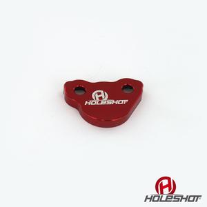Holeshot, Bakre bromscylinderlock, RÖD, Honda 02-21 CRF450R, 05-18 CRF450X, 02-07 CR250R, 04-21 CRF250R, 04-19 CRF250X, 02-07 CR125R, 07-21 CRF150R
