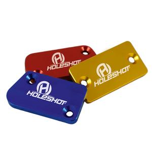 Holeshot, Bakre bromscylinderlock, RÖD, Kawasaki 19-20 KX450, 06-18 KX450F, 19-20 KX250, 04-18 KX250F, Suzuki 05-12 RM-Z450, 15-17 RM-Z450, 04-10 RM-Z250, 15-20 RM-Z250