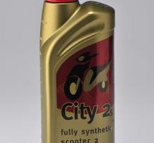 Rock Oil, City 2 Syntetsisk Scooter olja