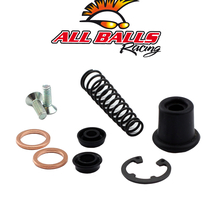 All Balls, Bromscylinder Rep. Kit Fram, KTM 05 450 SMR/450 SX-F, 05 250 EXC, 09 125 EXC, 05 125 EXC/125 SX/200 EXC/300 EXC/525 EXC/525 SX, Husaberg 06 FE650