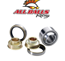 All Balls, Stötdämparsats Övre/Nedre Lager, KTM 18-19 85 SX, 02-08 65 SX, 15-21 65 SX, 06-07 50 SX, 10-18 50 SX, Husqvarna 17-21 TC 65, 20-21 EE 5, 18-21 TC 50, 21 TC 50 Mini, 18-20 TC 50 MINI