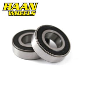 Haan Wheels, Hjullagersats, BAK FRAM, KTM 16-21 450 EXC-F, 15-21 450 SX-F, 18-21 250 EXC TPI/300 EXC TPI, 97-02 250 EXC/250 SX, 16-17 250 EXC/300 EXC, 16-21 250 EXC-F, 14-18 250 Freeride, 15-21 250 SX/250 SX-F, 16-21 350 EXC-F, 12-18 350 Freeride, 15-21 3
