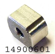 Styrfäste Förhöjning Holeshot gaffelkrona 20mm