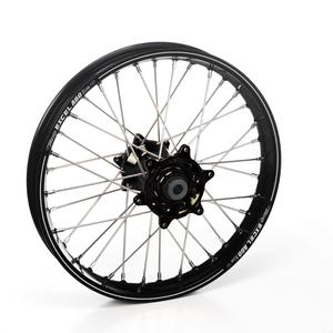 "Haan Wheels, Komplett Hjul A60, 1,60, 21"", FRAM, SVART, Honda 02-21 CRF450R, 95-07 CR250R, 04-21 CRF250R, 19 CRF250X, 95-07 CR125R"